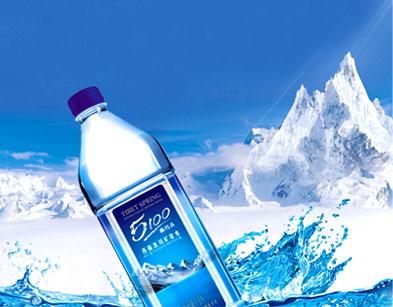 矿泉水瓶应用
