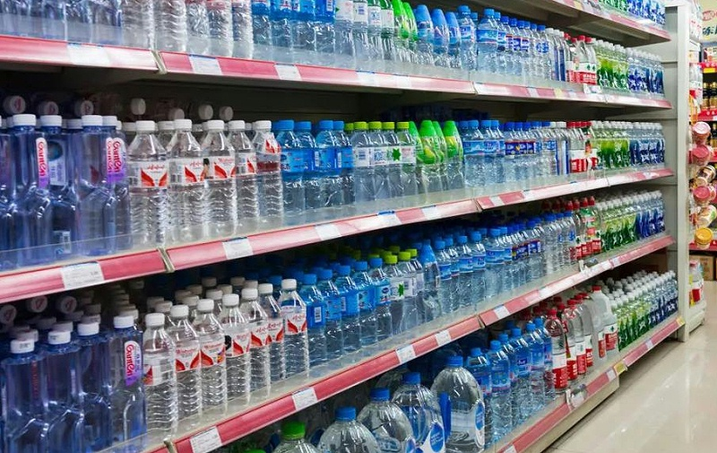 pet塑料瓶装水市场