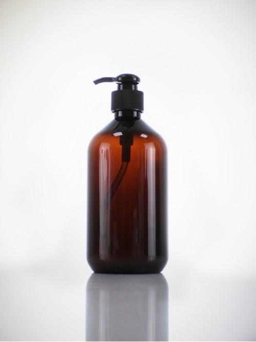 茶色乳液瓶500ml