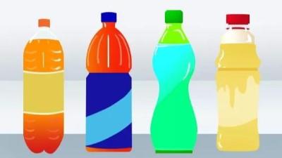 饮料瓶设计
