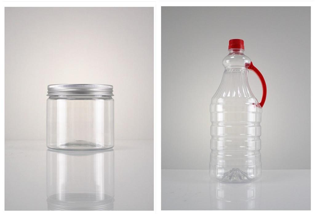 PET塑料瓶、罐