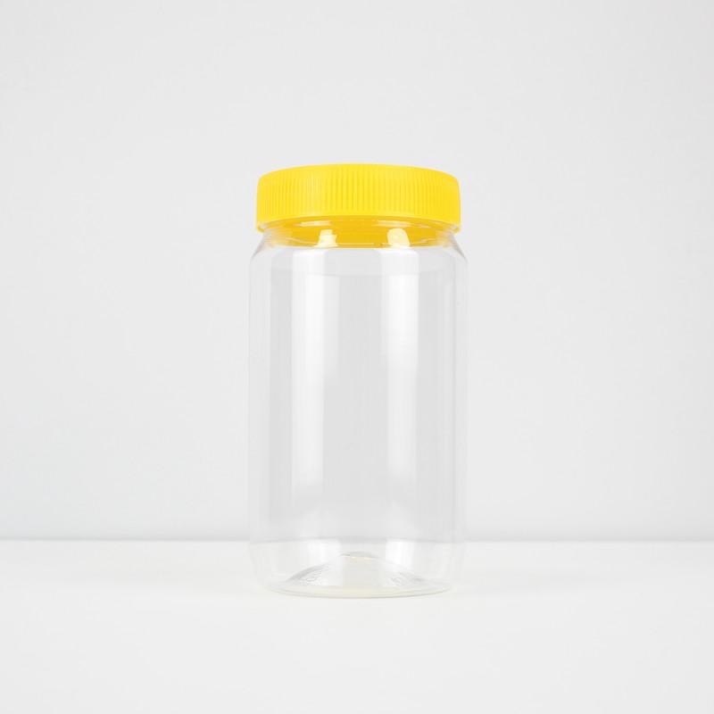 广口瓶 1L加厚塑料食品瓶 多规格支持定制