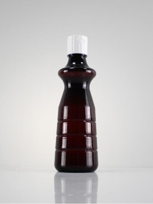 PET酱油瓶茶色