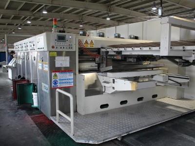 恒茂高速自动印刷机